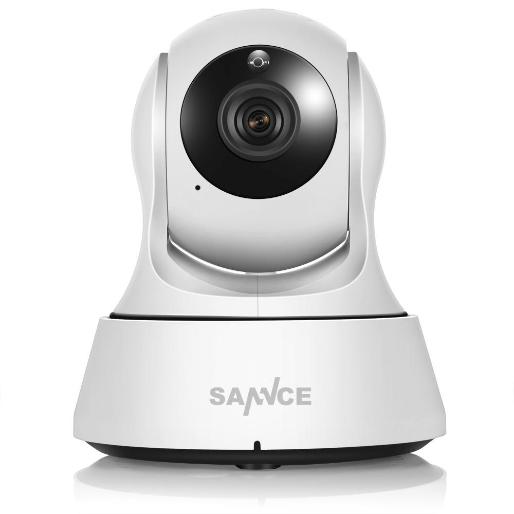 cam ra de surveillance wifi sans fil 720 p vision nocturne contr le distance 360 prix. Black Bedroom Furniture Sets. Home Design Ideas