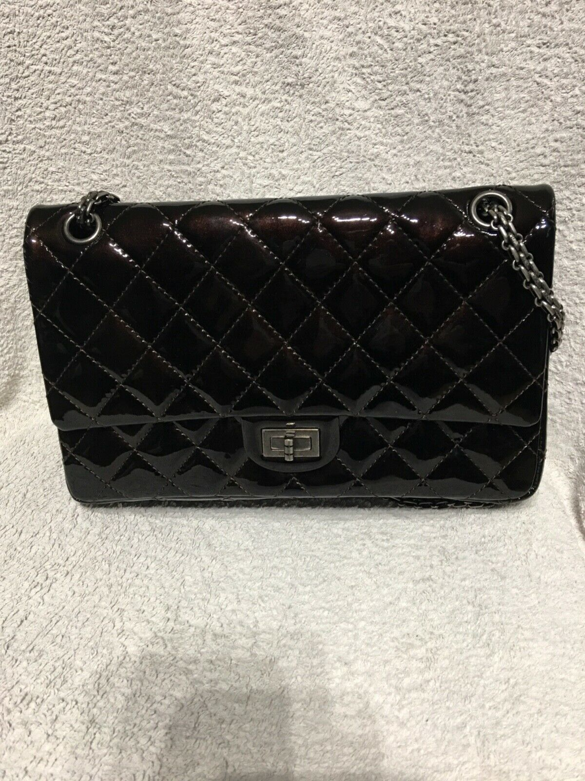 0076b9b0524 Sac Chanel 2.55 original 27.5cm