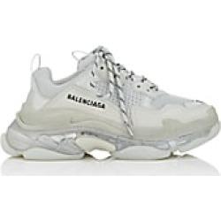 Balenciaga Women's Triple S Air Sneakers - Gray Size 12