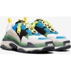 Triple S Sneakers - Gray - Balenciaga Sneakers