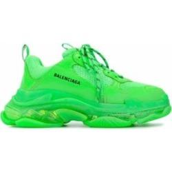Triple S Sneakers - Green - Balenciaga Sneakers