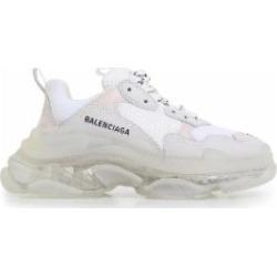 Triple S Trainer White - White - Balenciaga Sneakers